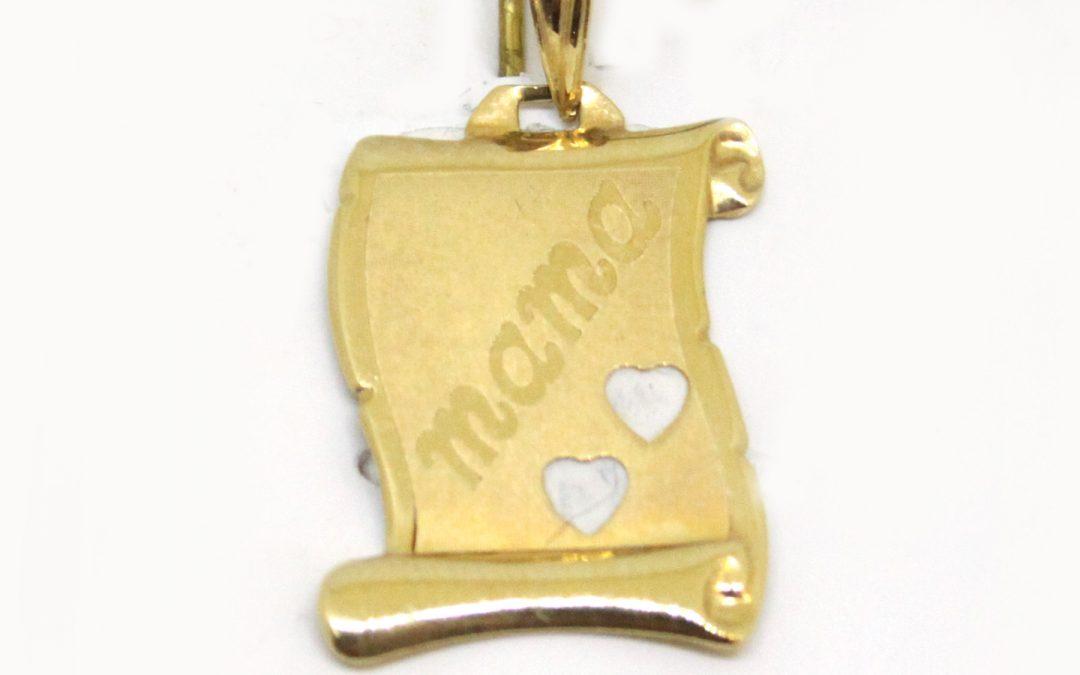 Medallitas para Regalar en el Día de la Madre