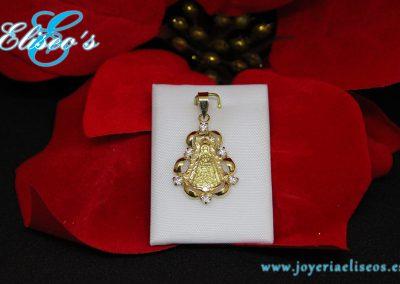 colgante-medalla-virgen-oro-regalo-navidad-joyeria-eliseos-malaga