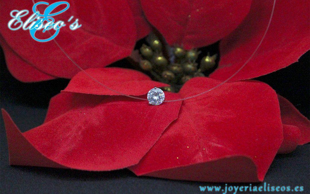 Pendientes, collares, medallitas… regalos de Navidad