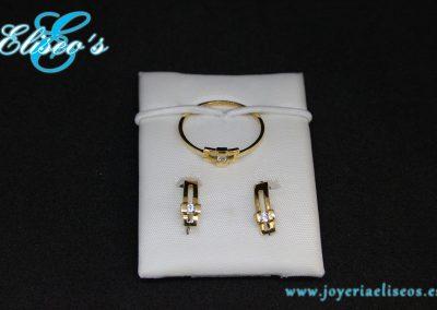 conjunto-pendientes-anillo-oro-joyeria-eliseos-malaga