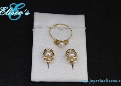 conjunto-pendientes-anillo-oro-perla3-joyeria-eliseos-malaga