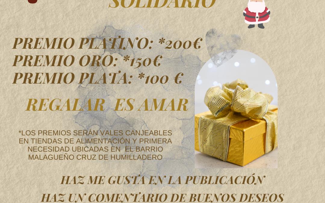 Sorteo de Navidad solidario